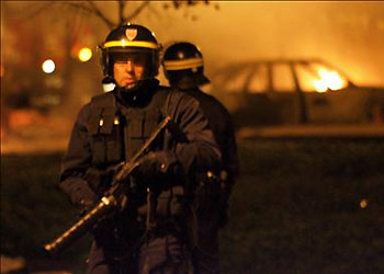 EFE - Francia disturbios
