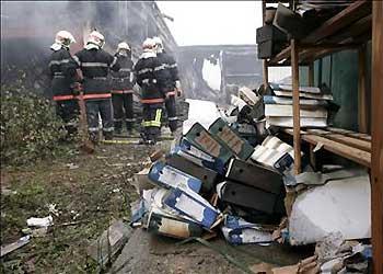 Reuters - Francia disturbios